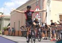 Ciro Greco da ciclista