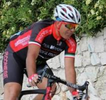 Gianfranco Pisanello da ciclista