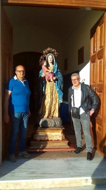 Adriano Marzano e Guido Russo
