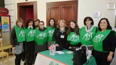 Ant Nardò con delegata Luciana Fracella