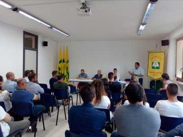 L'assemblea Giovani Coldiretti