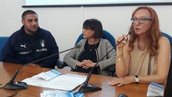 Danilo Campilungo, Tiziana De Donatis, Antonella Alemanno