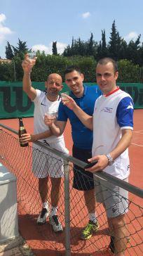 Fabrizio Mariano, Francesco Avantaggiato, Achille Benegiamo