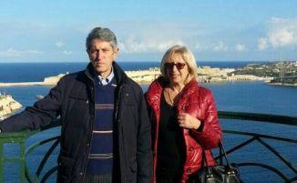 Leonardo La Puma e Anna Cesi