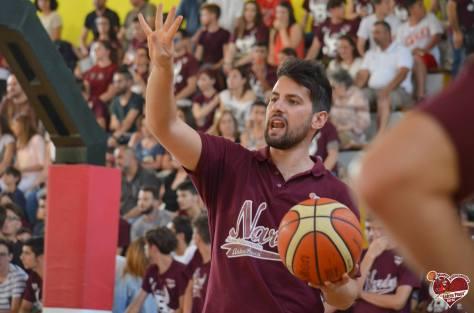 Michele Battistini basket Nardò