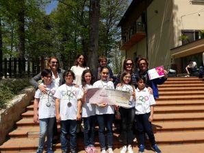 Aradeo, alunni e docenti delle Olimpiadi di Italiano