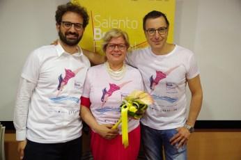 Pisanello Capone Bianchin Salento Book Festival