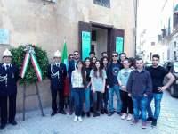 Tricase, la commemorazione (1)