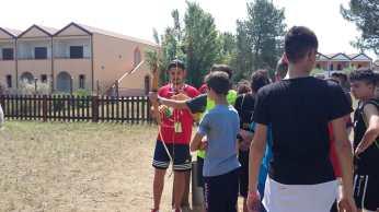 Viaggio d'istruzione, giochi sportivi