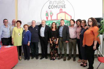 Sannicola: il candidato Paolo Farachi e la sua squadra