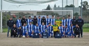 La rosa della Polisportiva Neviano 2017-18