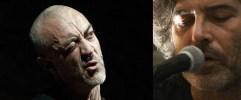 Fabrizio Saccomanno e Mino De Santis