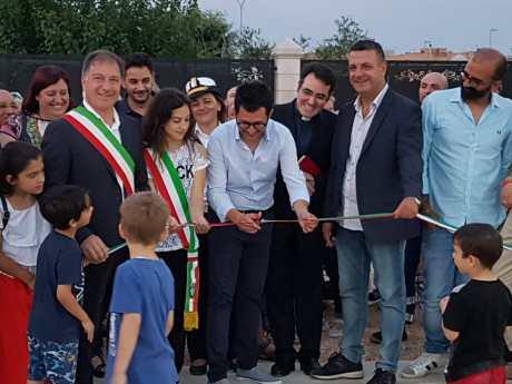 Inaugurazione Ecocentro 1