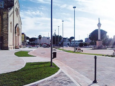 Piazza Regina del Cielo