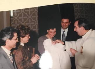 don Primaldo e battesimo Alezio