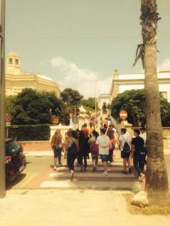scuola secondaria di Castrignano e istituto Don Tonino Bello di Tricase-Alessano (1)