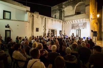 Taviano, centro storico - Girodicorte 2018