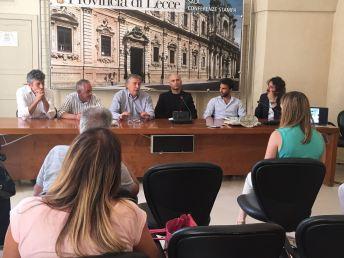 Conferenza stampa Save the Olives