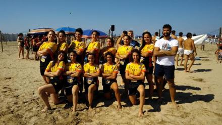 Magna Grecia Beach Rugby Cup 2018