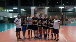 Squadra seconda classificata Torneo Summer Volley