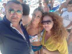 Silvio Mosva e Maddalena Corvaglia,