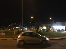 Zona Luna park al buio