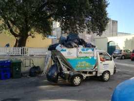 Casarano, raccolta rifiuti