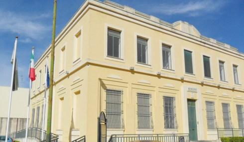 Seclì, il Municipio