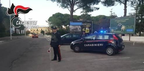 Carabinieri Parabita