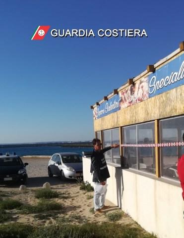 Guardia Costiera Sant'Isidoro (1)