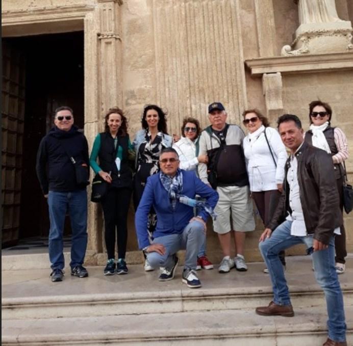 I tour operator brasiliani in visita a Gallipoli