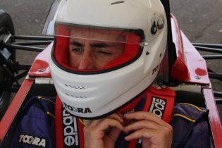 Il driver leccese Gabriele Greco