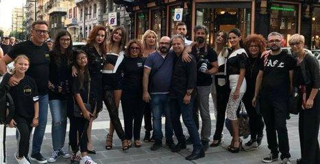 Il set a Bari