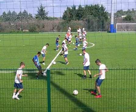 Soccer Dream Parabita