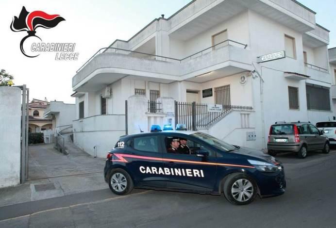 Carabinieri Racale