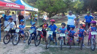 Scuola di ciclismo a Grottaglie