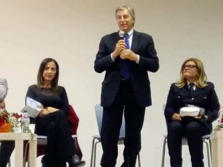 Filomena D'Antini, Antonio Gabellone e Anna Grazia Bello