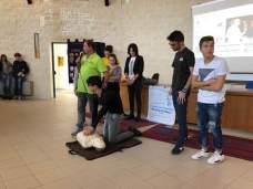 Liceo Vanini, corso di primo soccorso (1)