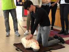 Liceo Vanini, corso di primo soccorso (3)