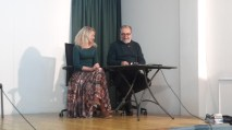 Maria Francesca Mariano e Roberto Tanisi