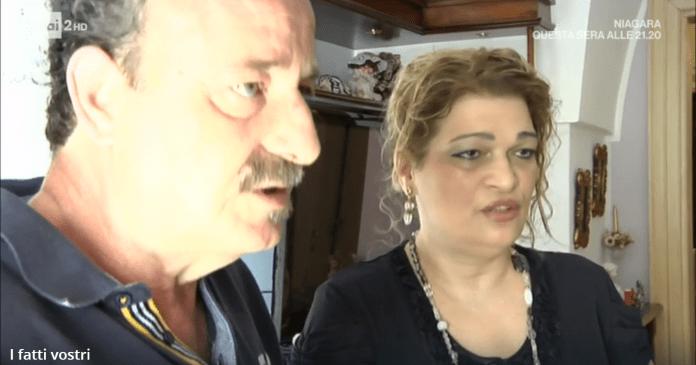 Sergio Martella e Rita Ciullo