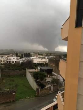 Corsano tornado
