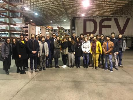 Giovani imprenditori Confindustria Lecce