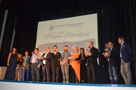 Supersano, Premio Belvedere 2018