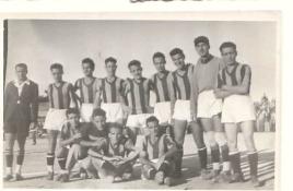 1949, la squadra del Ruffano