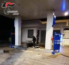benzinaio Alliste