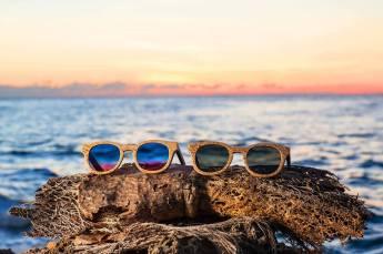 Gli occhiali di Cristiano Ferilli
