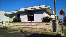 L'abitazione di via Liguria