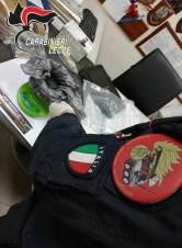 Scorrano, arresto Luigi Negro (1)
