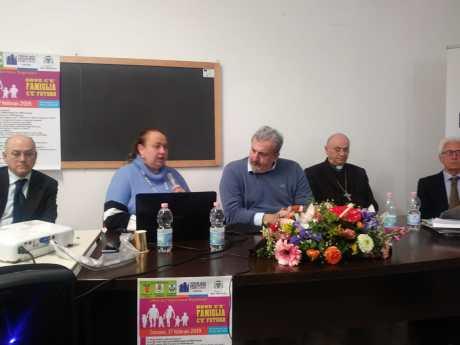 Il presidente Emiliano e il vescovo Angiuli